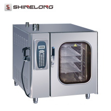 Heavy Duty Commercial K187 10-Tray Electric Combi Steam Oven