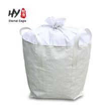 Fuerte carga con gran bolsa de tela tejida pp