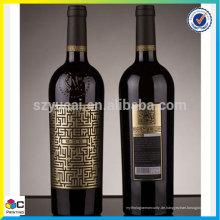Bestseller Qualitätssicherungsweinaufkleber
