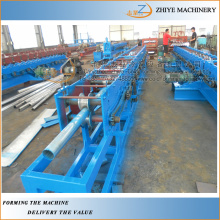 Steel Round Down Pipe Cold Roll Form Machine