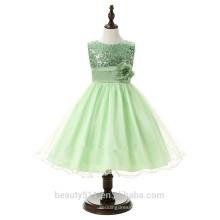 Los vestidos de noche del vestido de noche del vestido de boda de los niños ED593