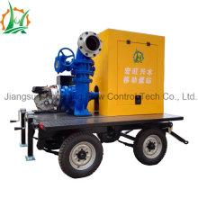Pompe centrifuge à flux mixte de 8 pouces avec aspirateur