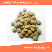 Wholesale Vitamin B2 Tablet Pill