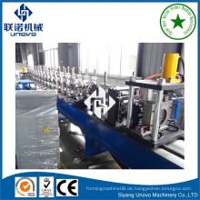 Metallwalzenformer Omega-Profilformmaschine
