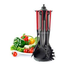 Utensílio de cozinha de nylon cozinhar conjunto de ferramentas