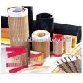 Kundenspezifische Hochtemperaturbeständigkeit Antihaft-PTFE-Teflon-Mesh-Förderband