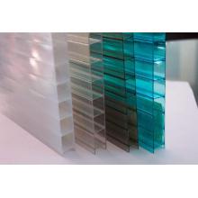 Поликарбонат с покрытием из поливинилхлорида, листовой поликарбонат, поликарбонатный лист