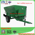 Agricultural Trailed Tractor Heavy Duty Fertilizer Spreader for Sale