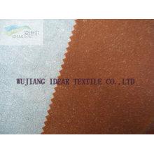 Flock Fabric Poly Baumwolle für Suitcase gemischt