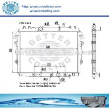 Kühler für Toyota Innova 04 3.0 (D) Turbo AT