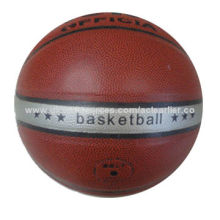 Basketball, Laminated PVC Material, Size 7#, 8/12 Panels, Hot Sale, Cheap Price