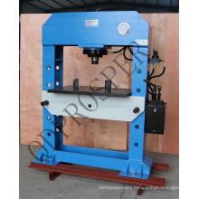 CE TUV Manual Power Hydraulic Workshop Press (50T 63T 100T)