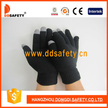 Black for iPhone Touchscreen Gloves Dkd438