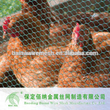 Hexagonal Poultry Fence Chicken Wire Netting