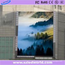 Affichage numérique du Cabinet LED de fer de P6 SMD pour la publicité