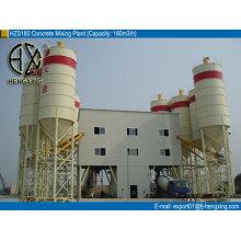 HZS120 Mezcladora de hormigón premezclada