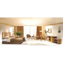 Ensembles de lit de chambre d'hôtel de luxe