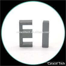 Ímã de Ferrite Customizado EI Core para Transformador de Smps