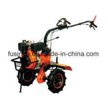 Diesel Powered Tiller 3.5kw 4.1kw 4.05kw Rotavator Cultivator Weeding Power Tiller for Garden for Agriculture