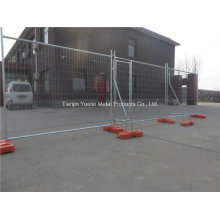 Security Temporary Fence for Canada Market/Hot Dipped Galvanized Temporary Fence/Australia Standard Temporary Fence Panel