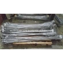 Peças de estampagem de metal - Permanecer Rod M16 conjunto