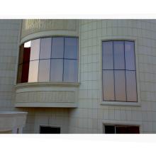 Residential modern style aluminum frame curtain wall windows