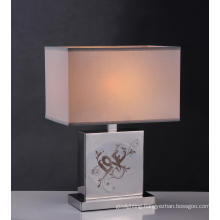 Hotel Room Stainless Steel Table Lamp (BT6016)