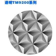 Super haute intensité Grade prisme Film réfléchissant pour panneau de signalisation de route (TM9200)