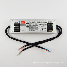 NEW PRODUCT MEANWELL ELG-240-C2100B 200W 2100mA pfc high efficiency power supply mining