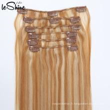 8A brésilien Remy Non Transformés Extensions de Cheveux Vierge Extensions de Cheveux 200G Bonbons Curl Humains Tissage Cheveux