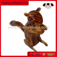 modèle animal en bois best-seller écureuil