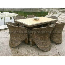 Rattan Garden Dining Furniture