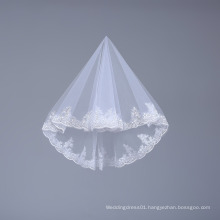 Short Tulle Bridal Veils for Bride Wedding
