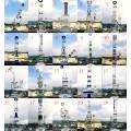 China Factory 15 pouces 5 mm d'épaisseur Tube droit Tubes d'eau à fumer