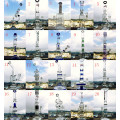 Китай завод 15 дюймов 5 мм толщины прямой трубки курения водопроводной трубы