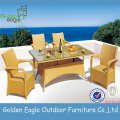 Faule Nachmittagstee Rattan Patio Chair Furniture