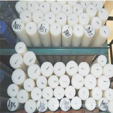 Natural Color Extruded ABS Plastic Rod