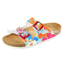 Women's Summer sandals Beach Soft Slip On Flat Heel Sandal