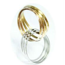 Bracelete do projeto do aço inoxidável do projeto quente 2013 para mulheres