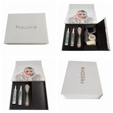 Boîte-cadeau soins de la peau des femmes en carton blanc