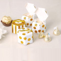 Hot Selling High Quality Hexagon Paper Gift Box
