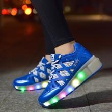 Rollschuhlaufen Led Leuchten Schuhe für junge & Mädchen