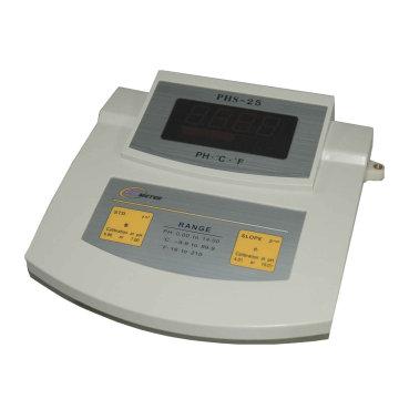Phs-25 Medidor de pH de água de laboratório