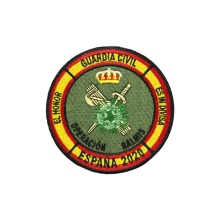 Military Army Flag Special Embroidery Hook Loop Patch