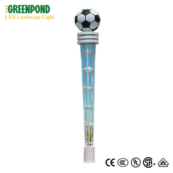 Beautiful LED Energy Conservation Landscape Lamp