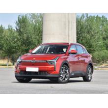 SUV électrique à batterie au lithium avec longue portée