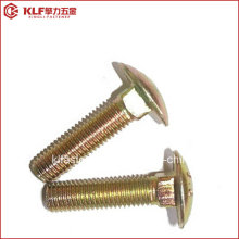 Zinc/Galvanized Carriage Bolt/ Mushroom Head Square Neck Bolts