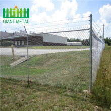 chain link fence weight