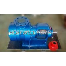 Pompe de rotor de bitume / asphalte de haute viscosité NYP111A