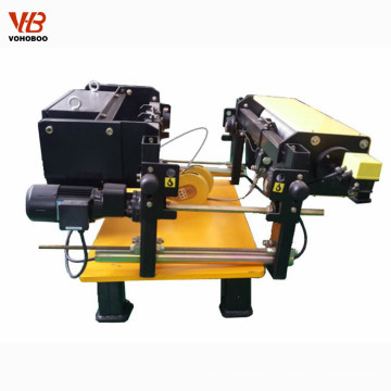 Motor Driven Trolley Electric Hoist